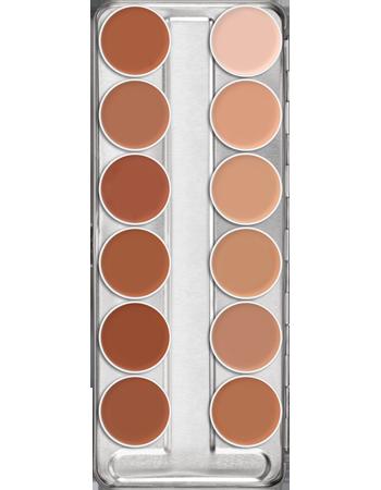 Supracolor Palette 1w-12w
