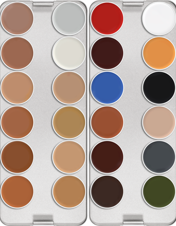 Supracolor Make-up palette N