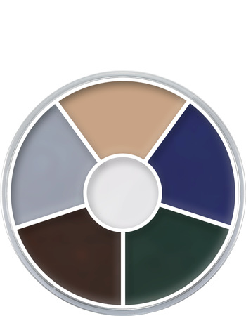 CreamColorCircle Zombie