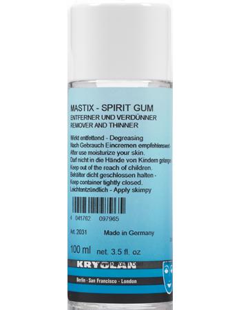 Spirit Gum Remover & Thinner 100ml