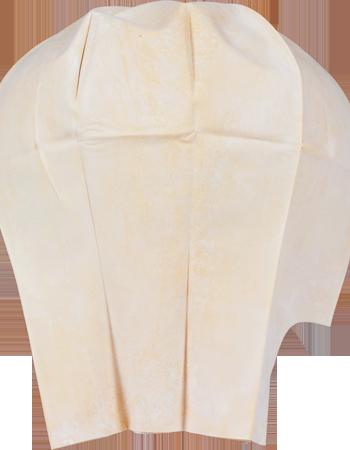Latex Bald Cap Colored Man Large