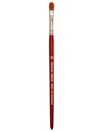 Excellence Filbert Brush 10