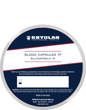 Blood Capsules TF