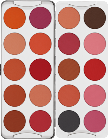 Dry Rouge Palette 20