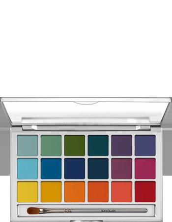Eyeshadow Palette V2 Bright