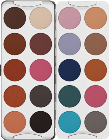 Eyeshadow Palette 20 c SF