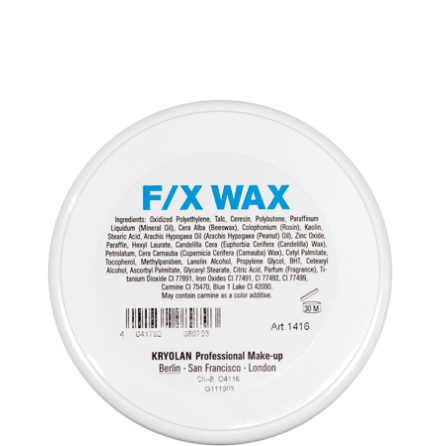 F/X Wax 140 gr