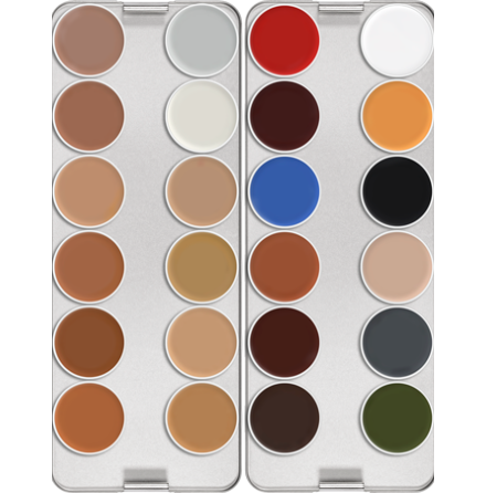 Supracolor Make-up palette N