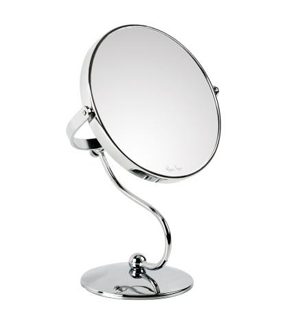 Dubbelsidig sminkspegel