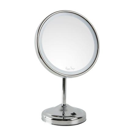 Makeup spegel med belysning