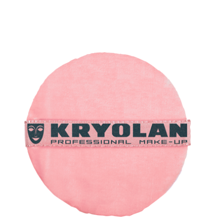 Premium Powder Puff Pink 8 cm