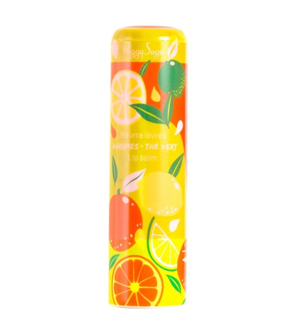 Läppbalm citrusfrukter - grönt te 5.5ml
