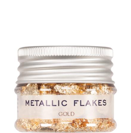 Metallic Flakes Guld 5 g