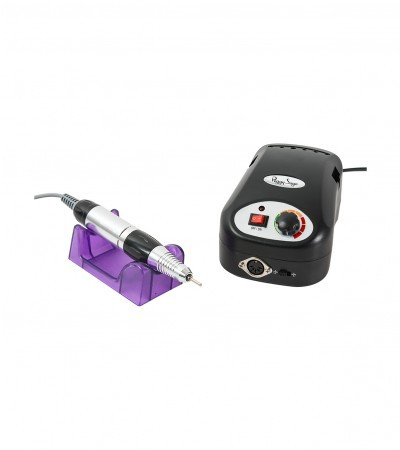 Quick start electric nail file