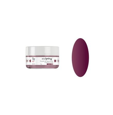 Akrylpulver lovely cherry -10g