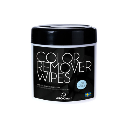 Color remover wipes 100pc
