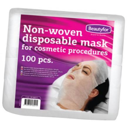 Ansiktsmask för hudvård 100st