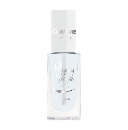 Chrome-effect top coat 991 -11ml