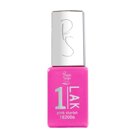 One-LAK gellack pink starlet - 5ml