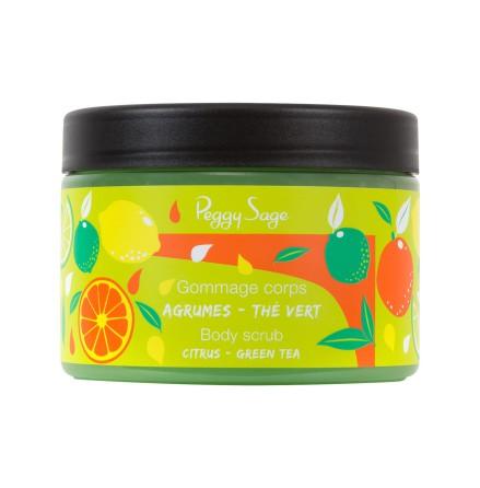 Kroppsskrubb citrus / grönt te 300ml