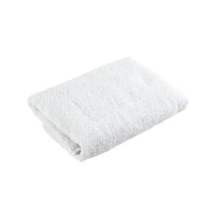 Vit handduk 50 x 90 cm / 70% bomull