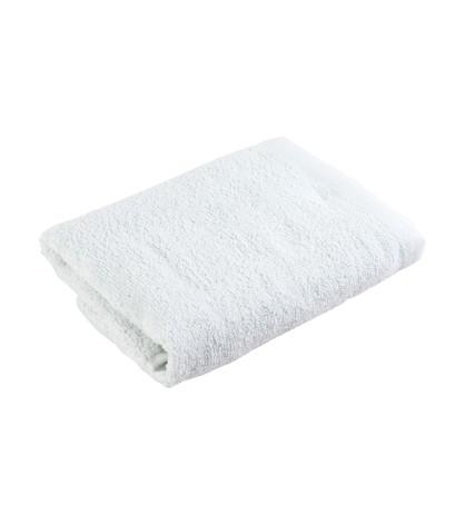 Vit handduk 150 x 220 cm / 70% bomull