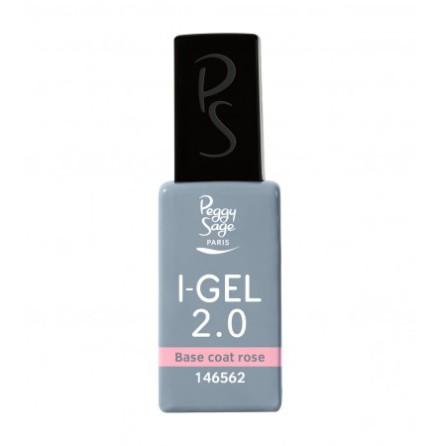 Bas UV&LED I-GEL 2.0 - 11ml - Rosa