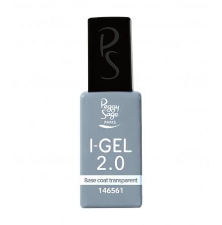 Bas UV&LED I-GEL 2.0 - 11ml - Transperant