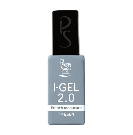 Fransk manikyr UV&LED I-GEL 2.0 - 11ml