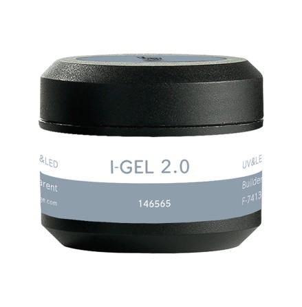 Builder gel Clear UV&LED I-GEL 2.0 - 15g