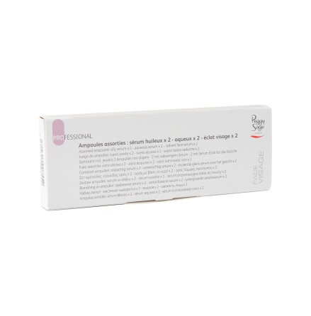 Kit med 6 st ampuller blandade serum