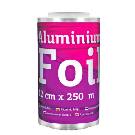 Aluminium Foil 0.12 x 250 m, soft pack