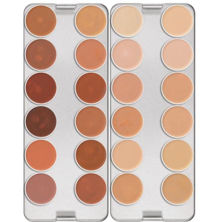 Dermacolor Palette DM 24 colors