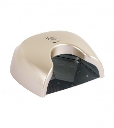 Hybrid technology 36W pro LED lamp Guld