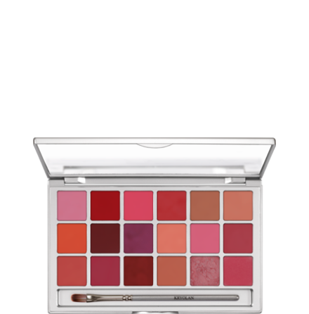 Lip Rouge palette LRP1 with 18 colors