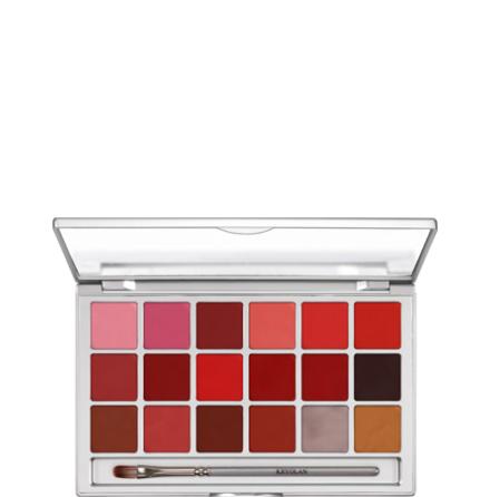 Lip Rouge palette LRP2 with 18 colors