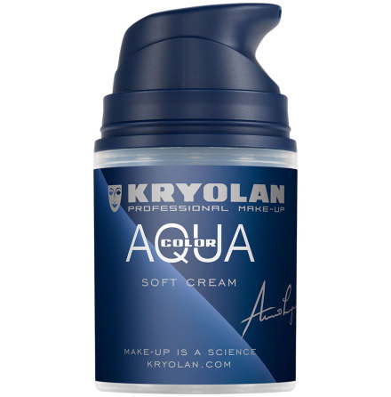Aquacolor Soft Cream 50 ml GOLD