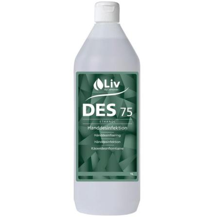 Handdesinfektion DES 75