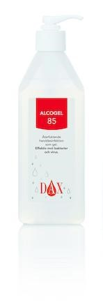 Handdesinfektion DAX 85% 600ml