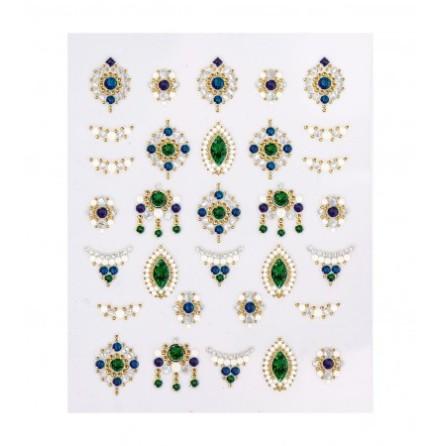 Nagelstickers Decorativa luxury