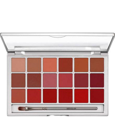 Lip Rouge palette Sheer 18 colors