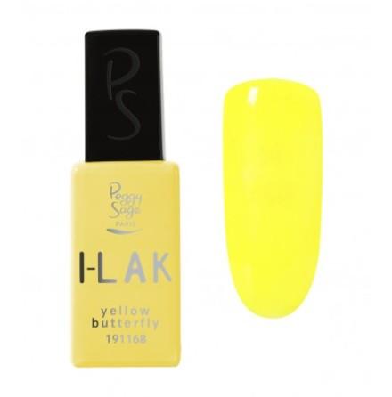 Gelelack I-LAK yellow butterfly 11ml
