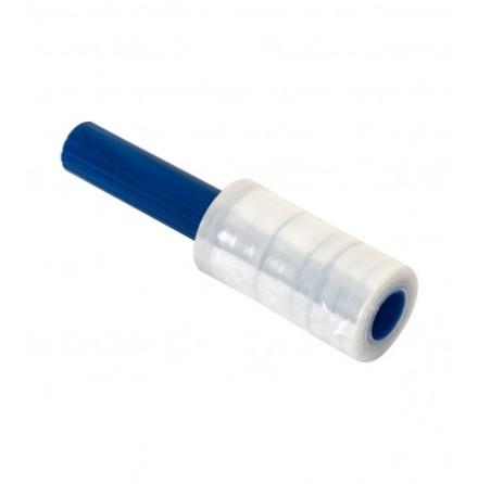 Cling film roll holder