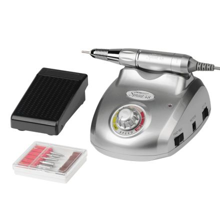 Elektrisk nagelfil Sprint 48 Silver