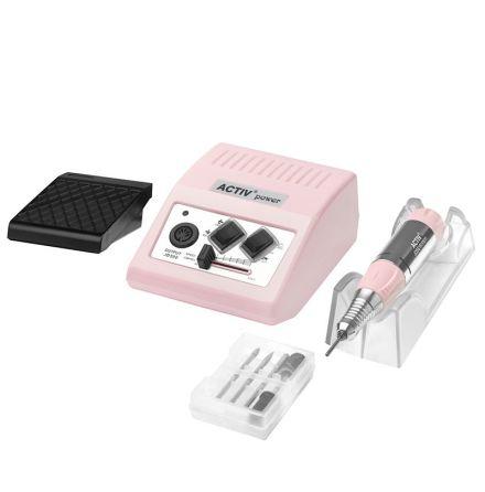 Elektrisk nagelfil för naglar JD500 ROSA