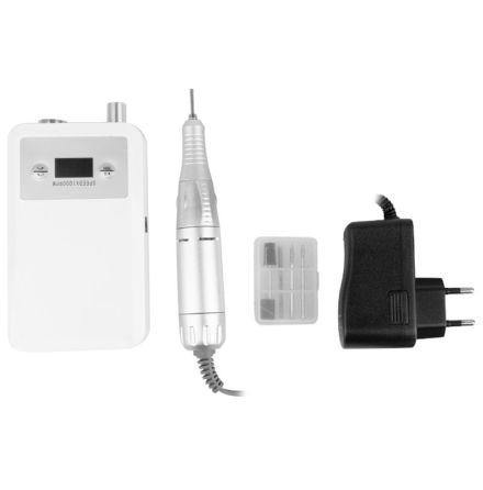 Elektrisk nagelfil uppladningsbar