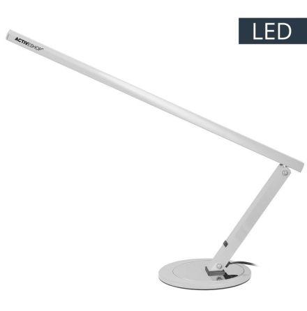 Manikyrlampa Aluminium LED 8,4W