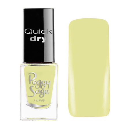 Nagellack Mini Quick-dry - Alla färger 5ml