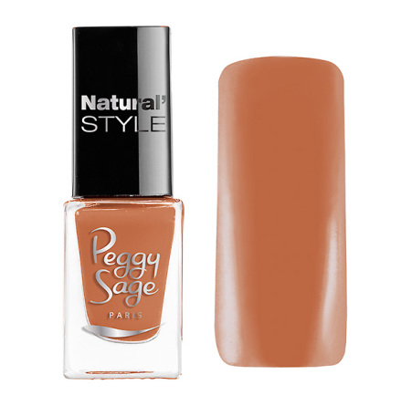 Nagellack Mini Natural Style - Alla färger 5ml