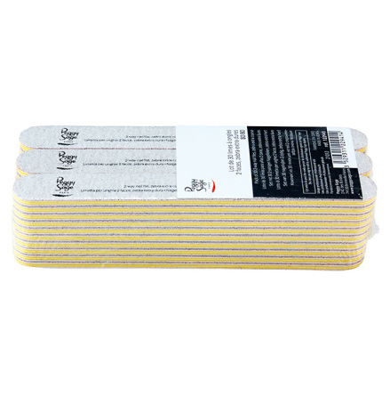 30-pack 2-sidiga nagelfilar 80/80 zebra
